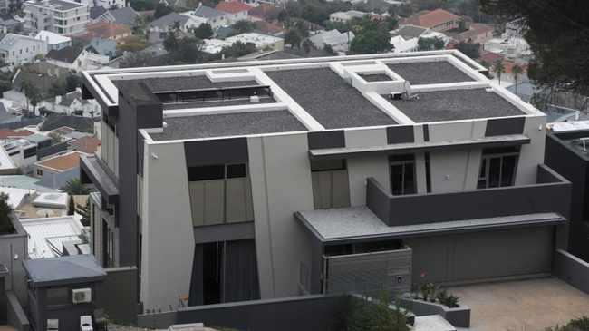 cyril ramaphosa mansion
