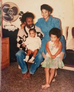 Pearl Thusi's Family